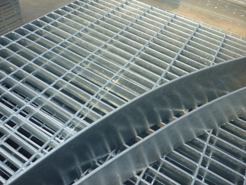 Flat Steel Grating