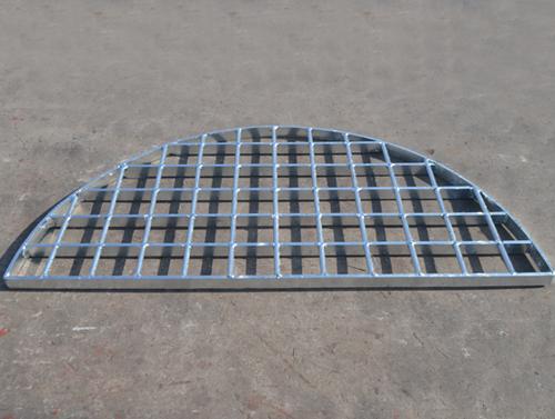 Steel Grating Grid